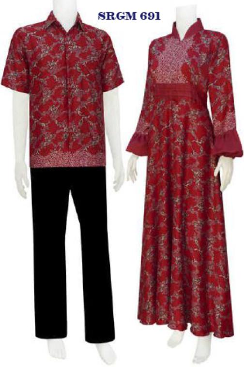 Koleksi Sarimbit Gamis Koleksi Baju Batik Modern Page 2