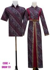 gamis batik sarimbit
