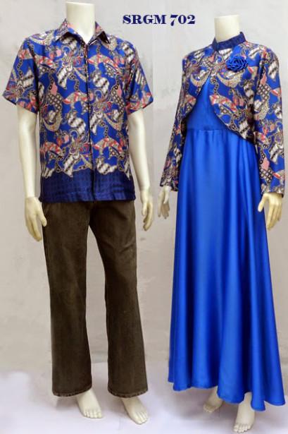 Gamis Batik Koleksi Baju Batik Modern