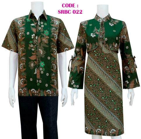... busana pesta dan busana kerja code SRBC 02 | koleksi baju batik modern