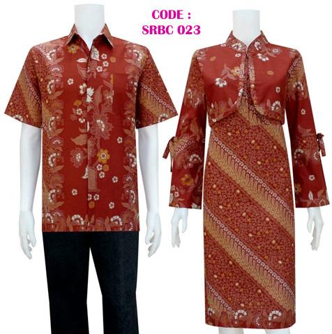 model busana batik