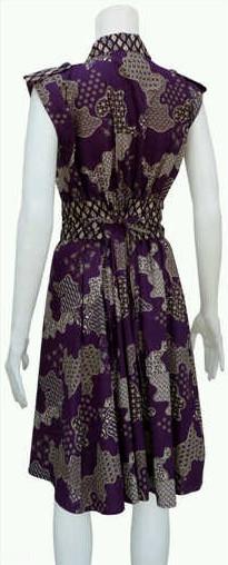 desain dress modern