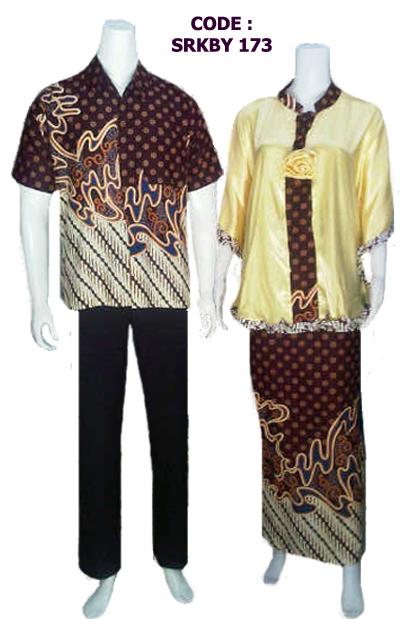 gambar kebaya batik | koleksi baju batik modern