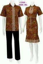 dress batik 81