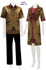 dress batik 1