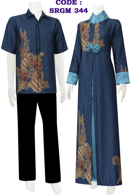 Koleksi Busana Batik Koleksi Baju Batik Modern