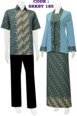 model baju batik 5