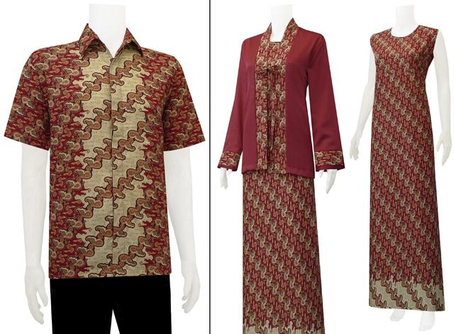 masih dengan mengandalkan kualitas kain batik danrilis nya batik keris ...
