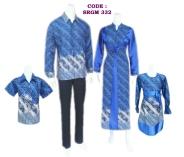 gamis batik 332