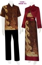 Baju batik 451