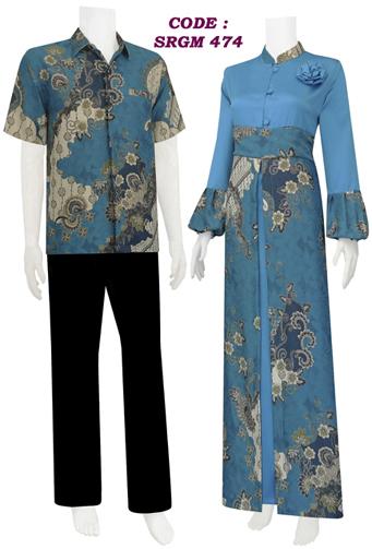 Pakaian Wanita Koleksi Baju Batik Modern