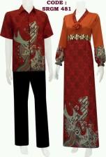 model busana batik 481