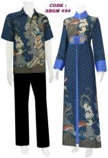 baju batik 494
