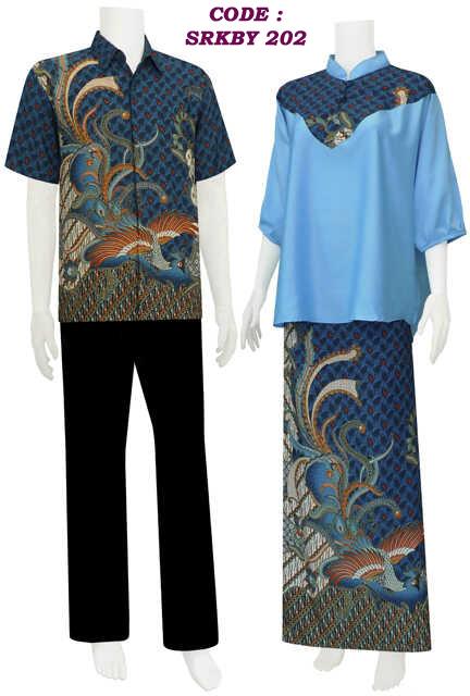 kebaya batik | koleksi baju batik modern