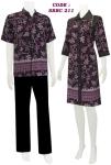 dress batik 211