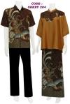 pakaian batik 204