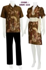 dress batik 222