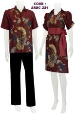 dress batik 224