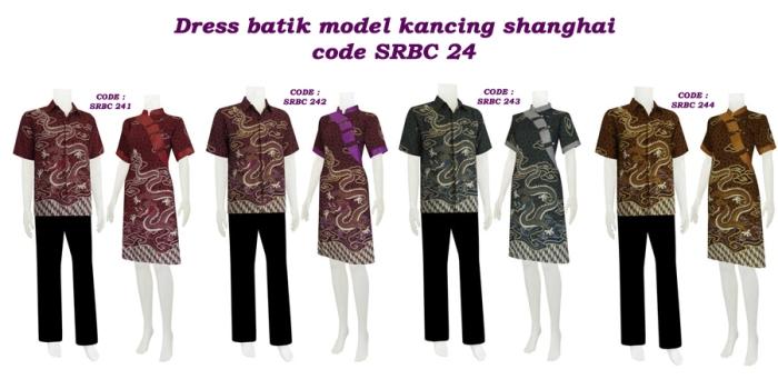 dress batik 24