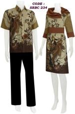 dress  batik modern 244