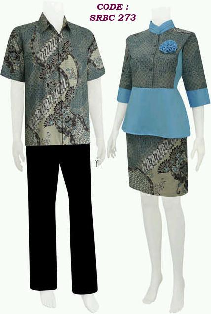 Gambar Batik Koleksi Baju Batik Modern