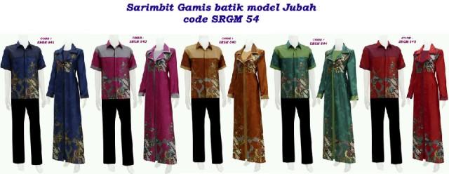 koleksi busana batik