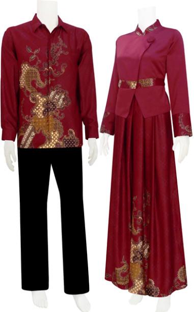 Gamis Batik Blazer Rok Rample Srgm 55 Koleksi Baju