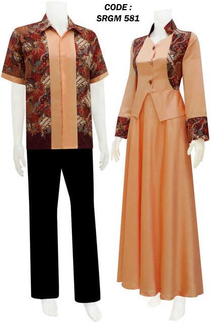 Model Gamis Terusan Model Baju Batik Modern Holidays Oo