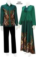 sarimbit gamis batik