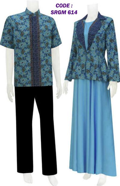 Koleksi Gamis Koleksi Baju Batik Modern