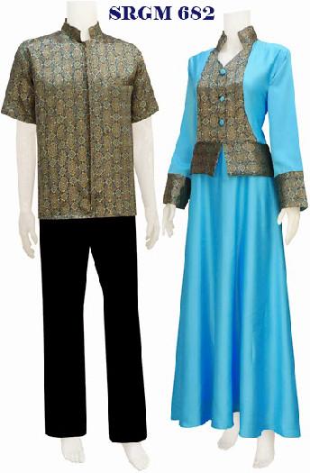 Grosir Gamis Jersey Payung Batik Motif Cantik Baju Gamis Batik