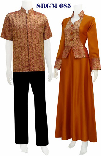 KOLEKSI SARIMBIT GAMIS | koleksi baju batik modern | Page 2