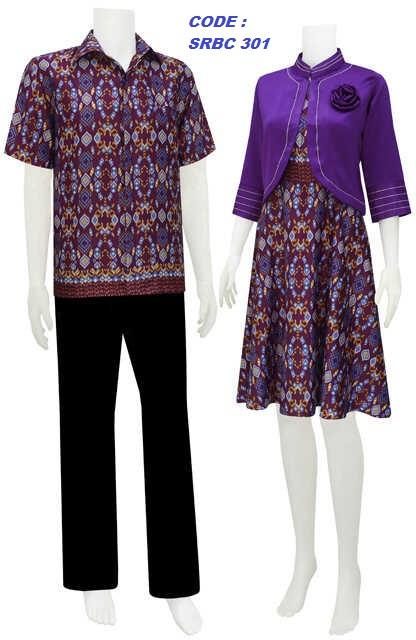 dress batik, sarimbit batik, batik murah