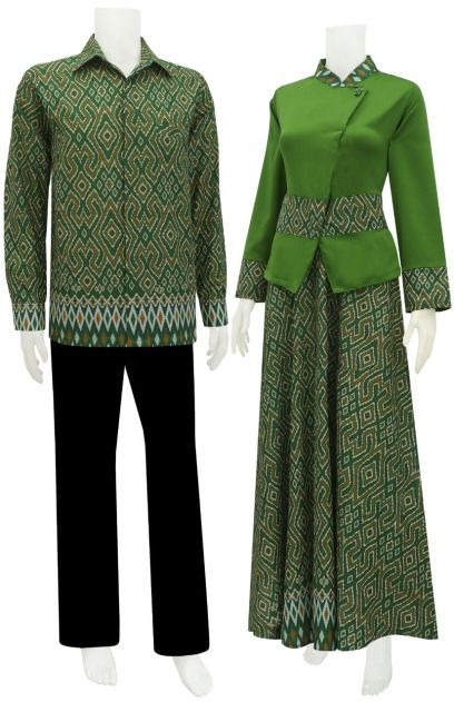 Batik Keris Koleksi Baju Batik Modern
