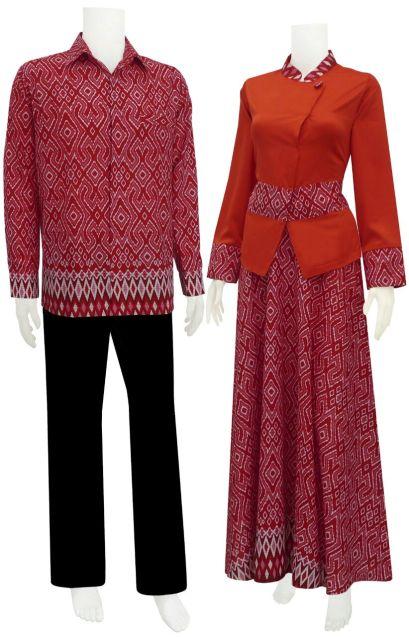 Baju Gamis Koleksi Baju Batik Modern