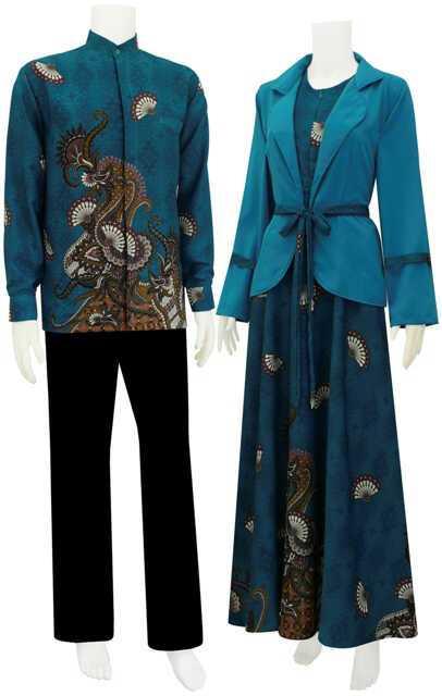 sarimbit batik, batik gamis, batik balero